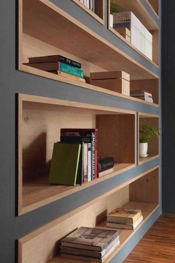Встроенная мебель в коридоре
