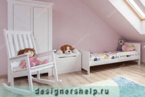 комната для девочки 7 лет дизайн фото