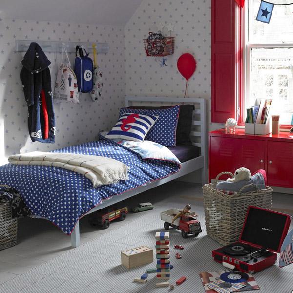 фото дизайн маленькой детской комнаты