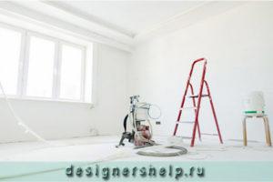 Порядок ремонтных работ в квартире