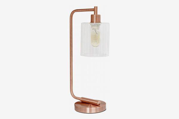 светильник с прозрачным плафоном