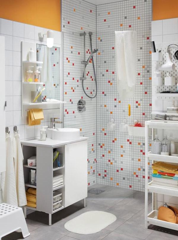 оборудование детской ванной комнаты