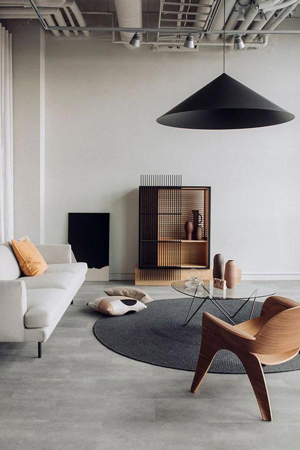 кресло для интерьера в стиле лофт