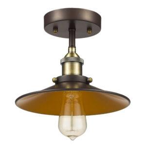 потолочный светильник для стиля лофт