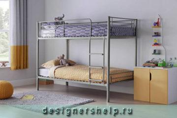 Комната для двух школьников