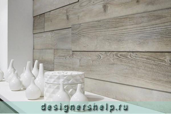 панели из дерева на стену