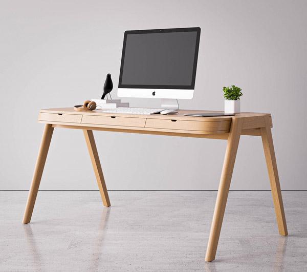 дизайнерский рабочий стол