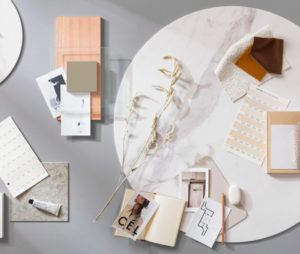 подборка отделочных материалов
