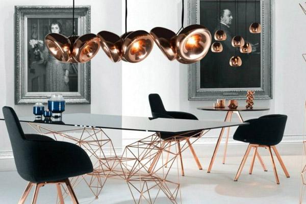 мебель с металлическими деталями