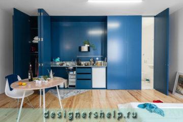 Планировка квартиры студии самостоятельно