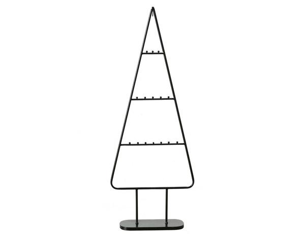 каркас новогодней елки