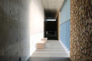 открытое пространство в стиле минимализм