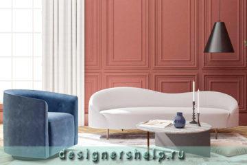 современный стиль минимализм в интерьере