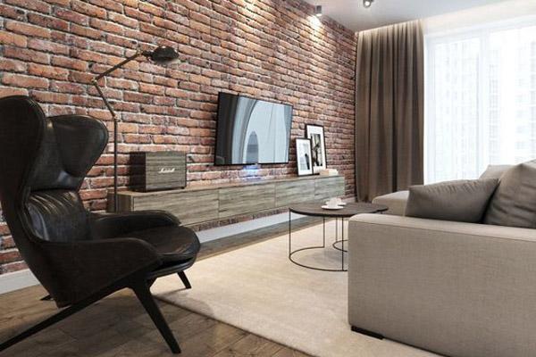 телевизор на стене как картина