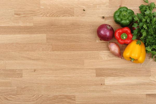 кухонная столешница из дуба