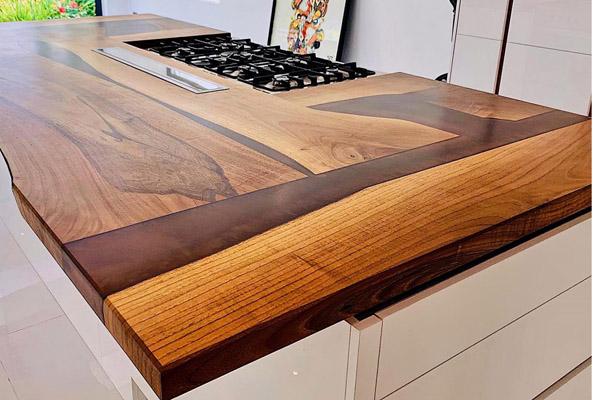 деревянная столешница из массива