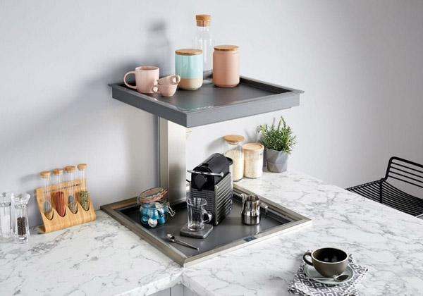 подъемный кухонный модуль для хранения