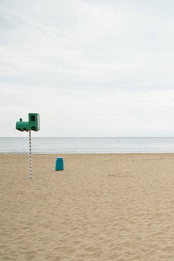 Фотография морского пляжа