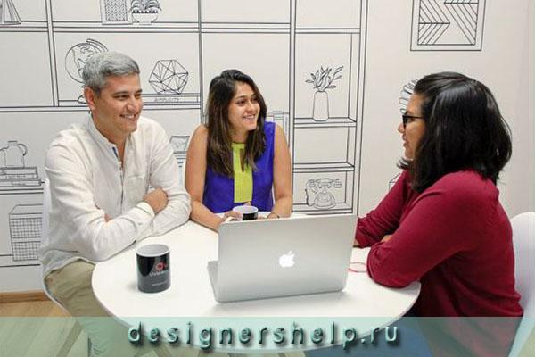 вопросы дизайнера интерьера