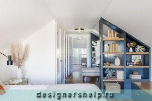 дизайн комнат на чердаке