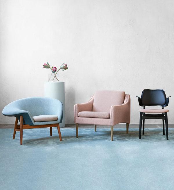 мебель скандинавских джизайнеров