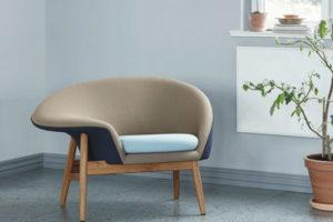 кресло датского дизайнера